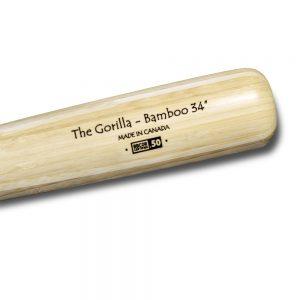 bamboo baseball bat