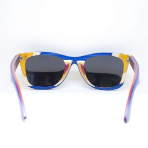 lemur style sunglasses by Carl Cook