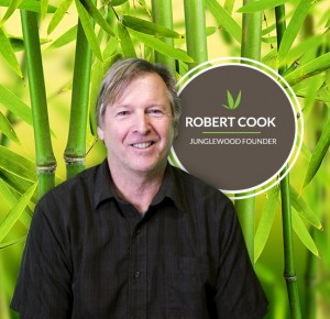 Robert Cook Junglewood founder