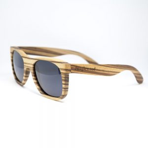 Junglewood tiger style sunglasses